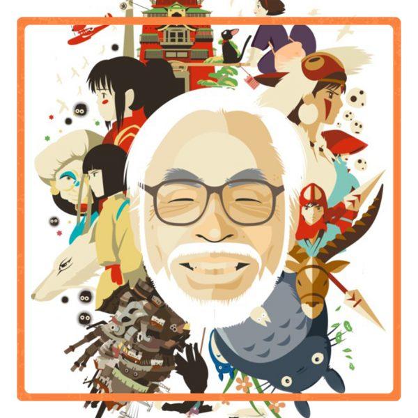 آقای میازاکی و دنیای بی نظیر انیمیشن های ژاپنی